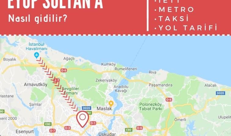 istanbul havalimanından eyüp sultana ulaşım