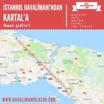 istanbul havalimanından kartala ulaşım