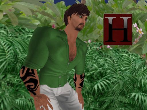 Caribe Shirt - Green