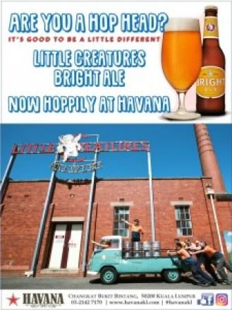 Little Creatures A3 Poster JPG Format 22Mar17