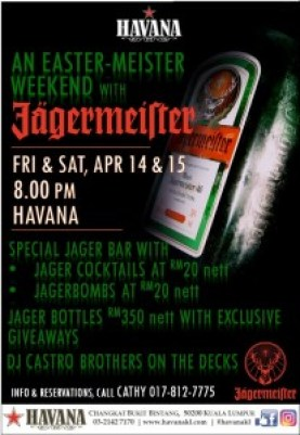 Jager Easter Weekend A3 Poster JPG Format 11Apr17