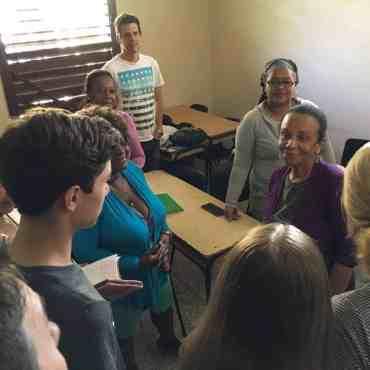 a music school tour in havana