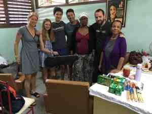 private havana tour at a music school