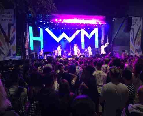 a photo of havana world music festival in cuba