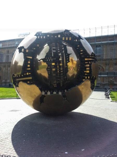 """Sphere Within Sphere."""