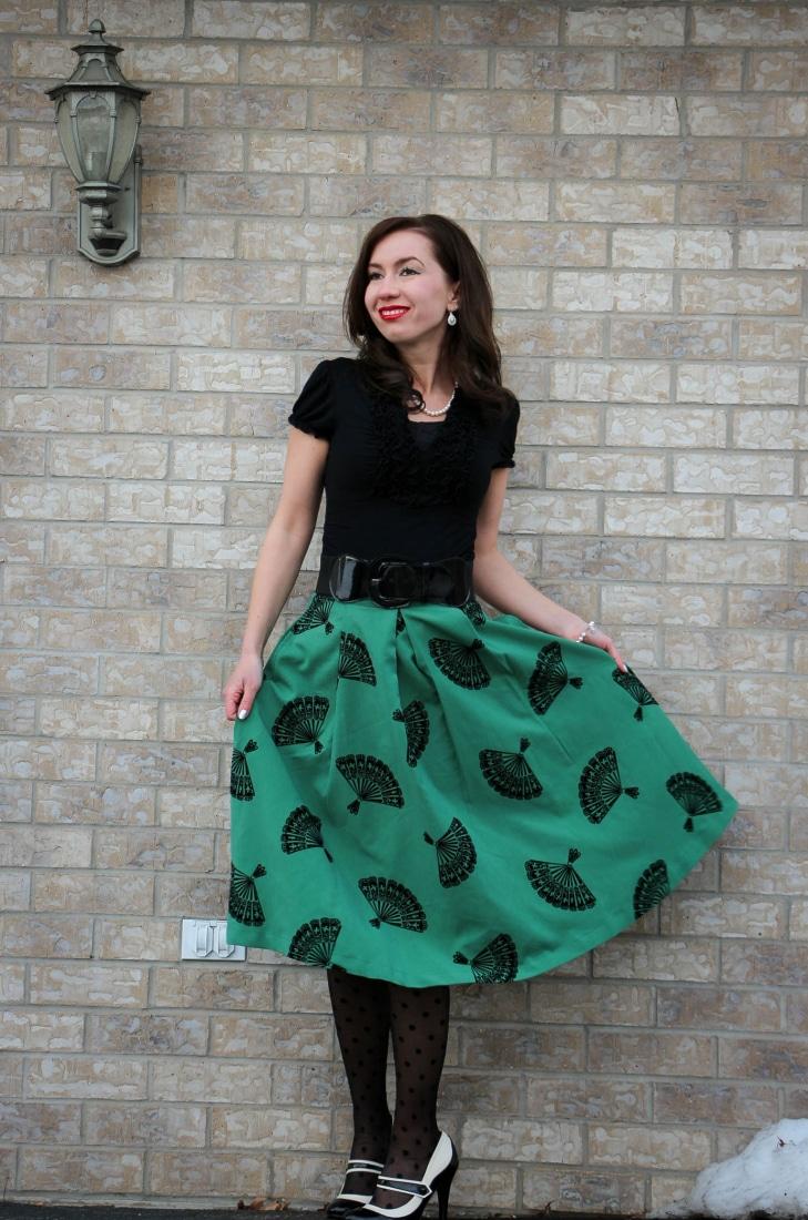 Fan Skirt