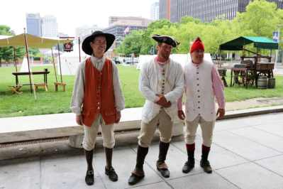actors from the 1776 experience
