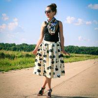 Black Swan skirt