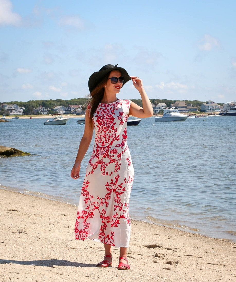 Cape Cod Clothes Part - 27: AMI Clubwear Maxi Dress