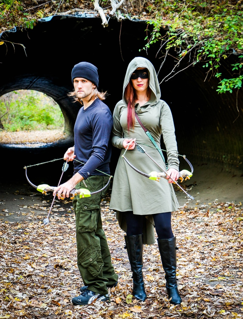 Green Arrow & Oliver Queen Costume