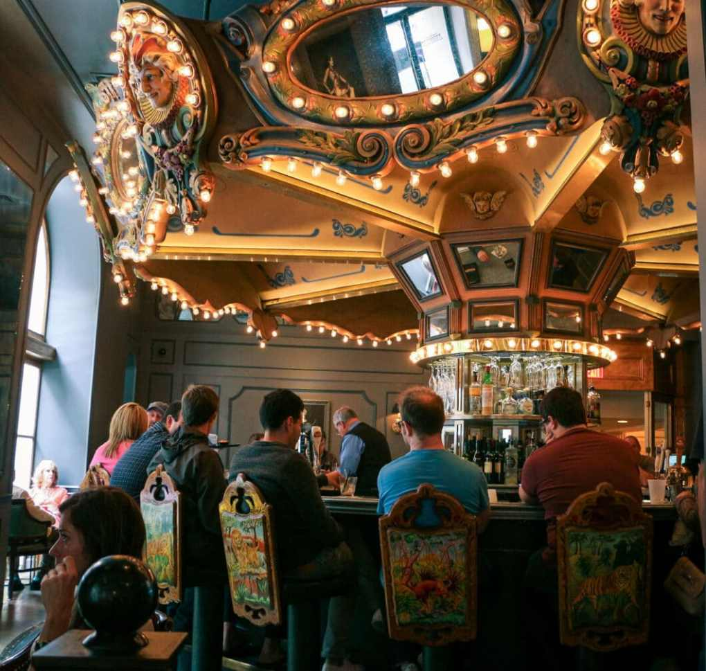 Carousel Bar & Lounge - NOLA