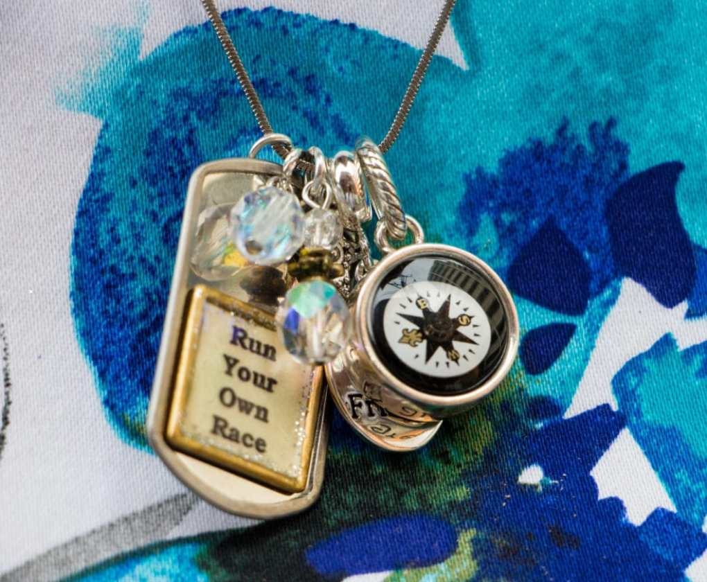 charm travel necklace