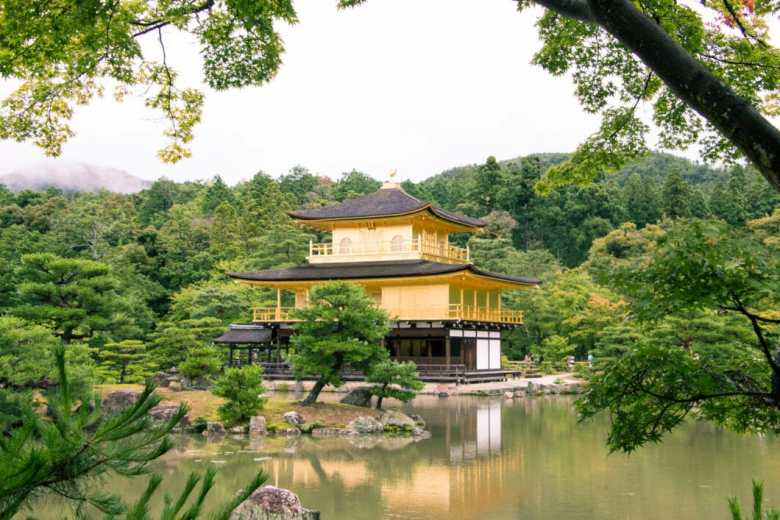 The Gold Pavilion Kyoto