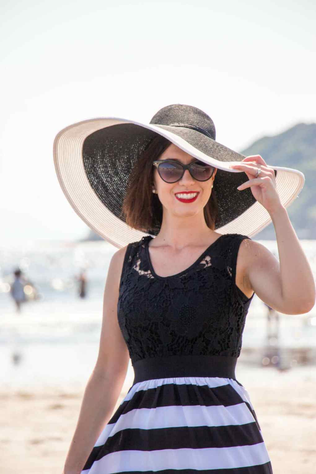 Big ModCloth Floppy Hat