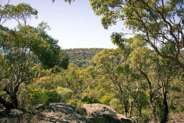 hiking australia