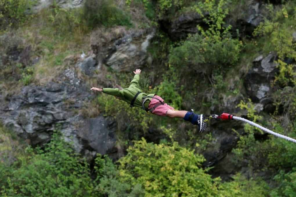 the Kawarau Bridge Bungy Centre,