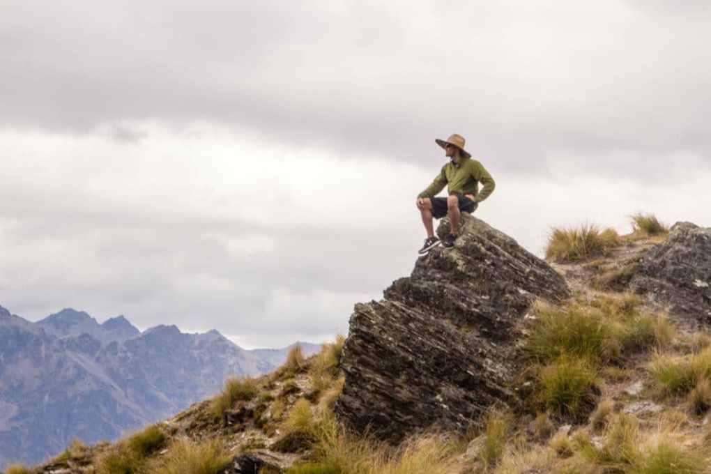 Ben Lomond trail