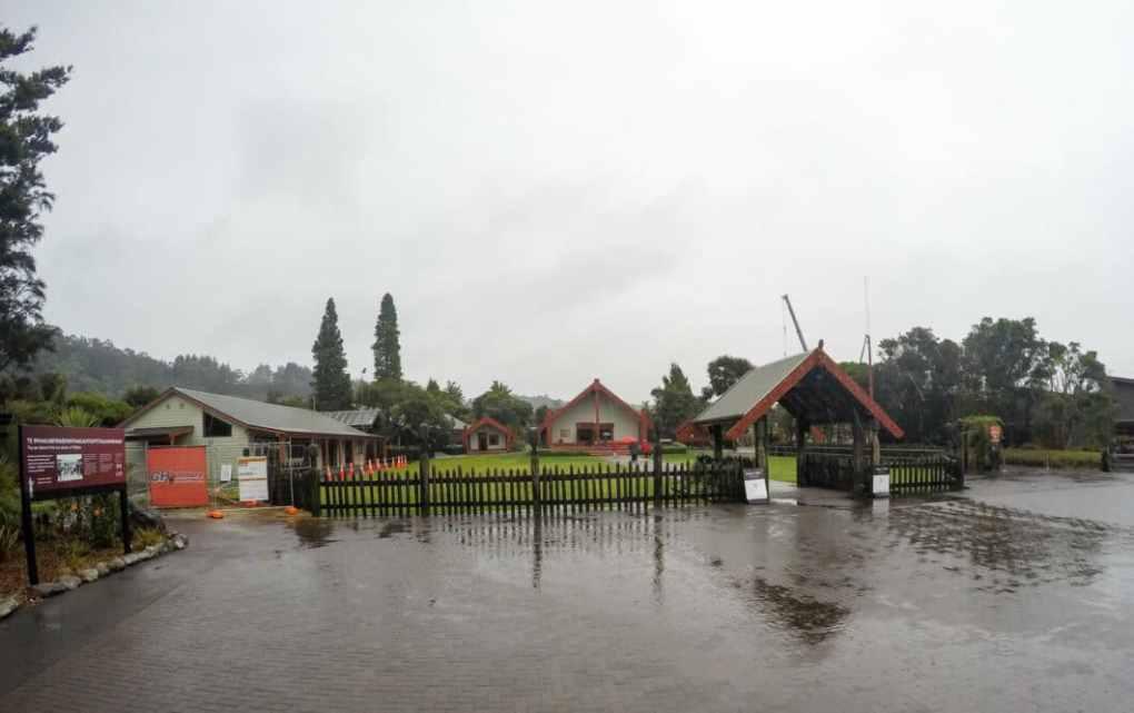 Māori Village at Te Puia