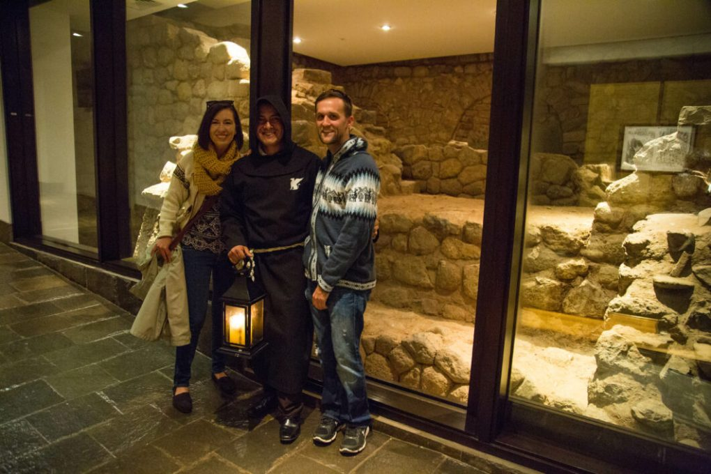 Tour in the JW Marriott Cusco Peru