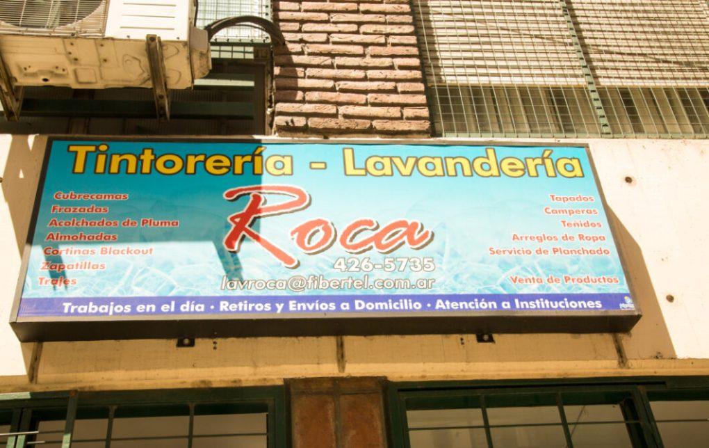 Lavanderia Roca