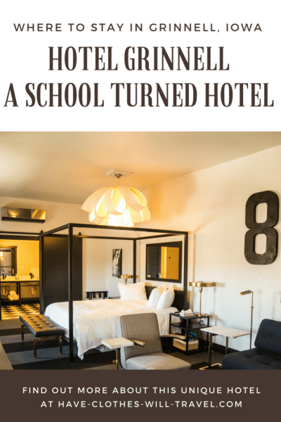 Where to stay in Grinnell, Iowa