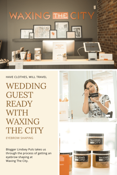 Wedding Guest Ready With Waxing The City