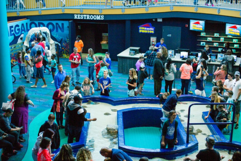 Myrtle Beach aquarium