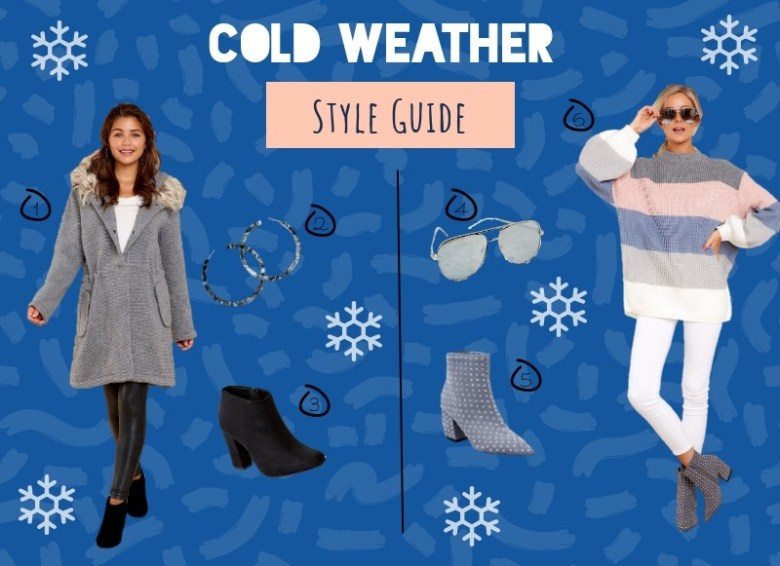 Cold weather combos