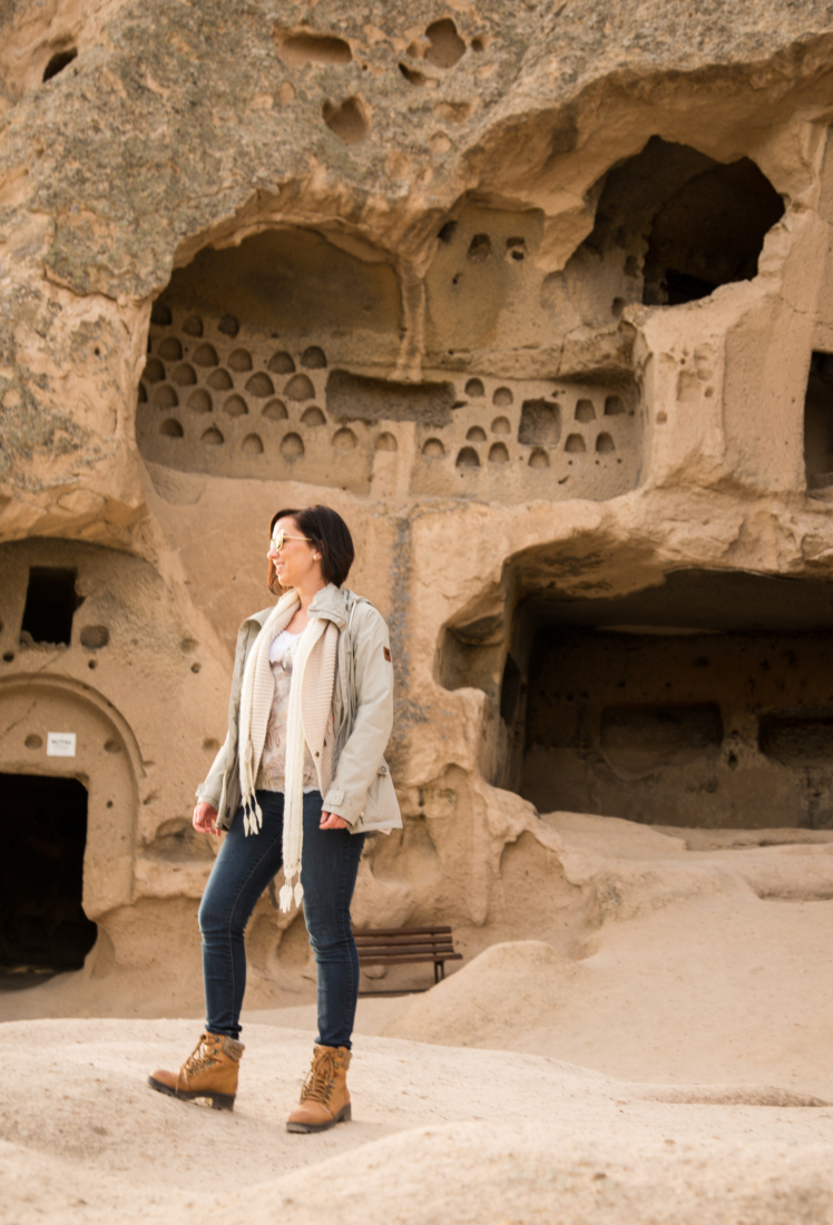How to Dress for the Red & Green Tours in Cappadocia, Turkey