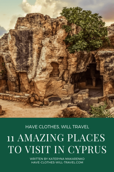 11 of the Coolest Places to Visit in Cyprus