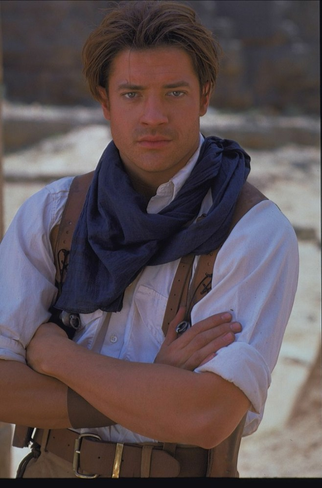 """The Mummy"" Brendan Fraser/Rick O'Connell Inspired Outfit for Egypt"