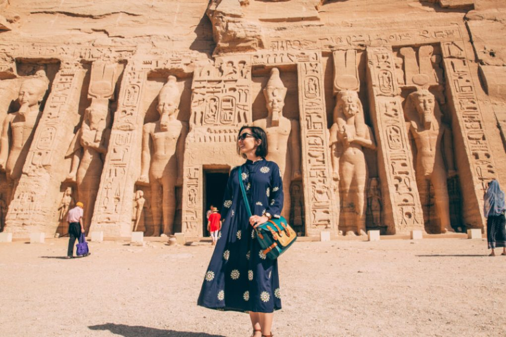 what to wear to Abu Simbel