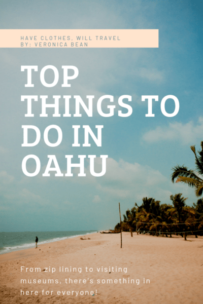 Top Things to Do in Oahu
