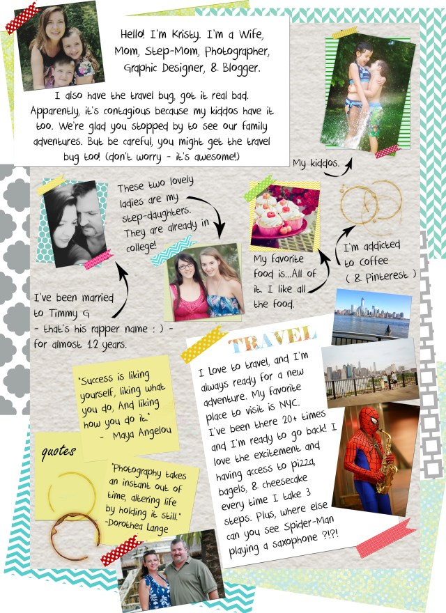 About me page 27