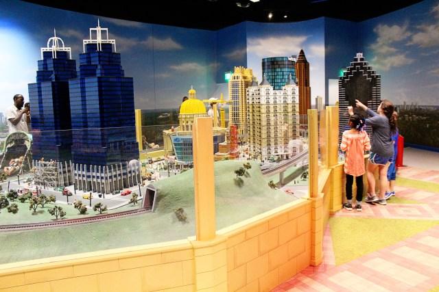 Atlanta, Georgia: LEGOLAND Discovery Center - have-kids-will-travel.com
