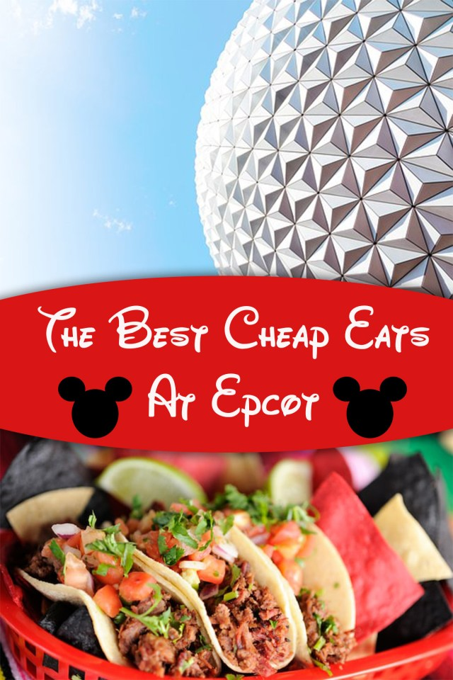 The Best Cheap Eats At Epcot Have Kids Will Travelcom