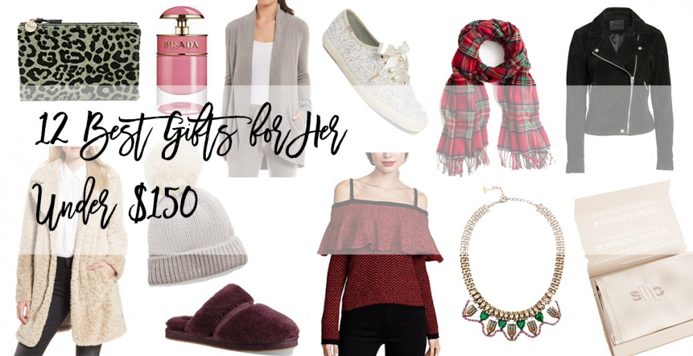 Best Christmas Gifts for Women Under $150