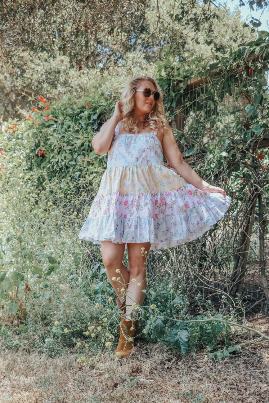 20 cute summer dresses under $100 on the blog today! #summerdresses #summerstyle #ltkunder100