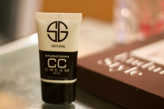 Studio Gear, CC cream, How to get great looking skin, natural beauty, how to achieve natural beauty, product reviews