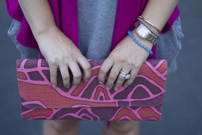 Pink details