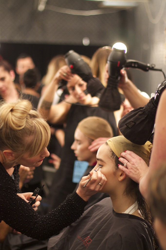 Academy of Art-NYFW-SS16-Backstage Pass-Fashion Week-Have Need Want-Models