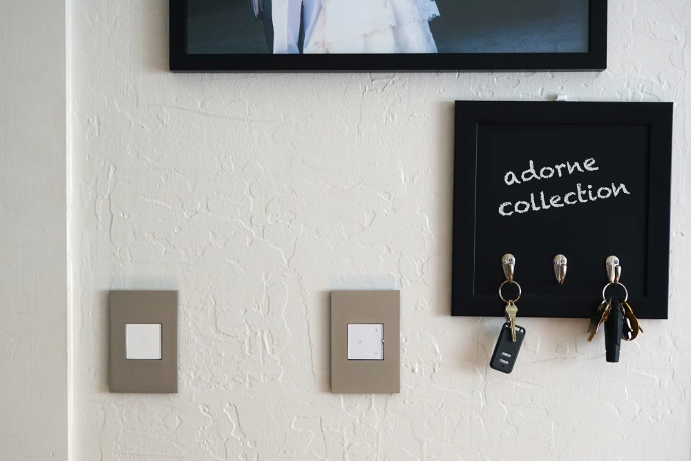 Adorne Collection-Living Room Light Switches