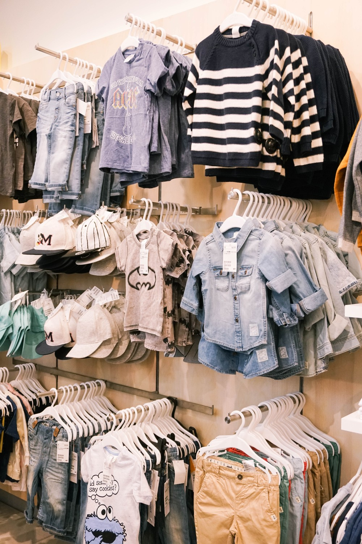 Back to School Shopping-H&M-Kids Clothing 3