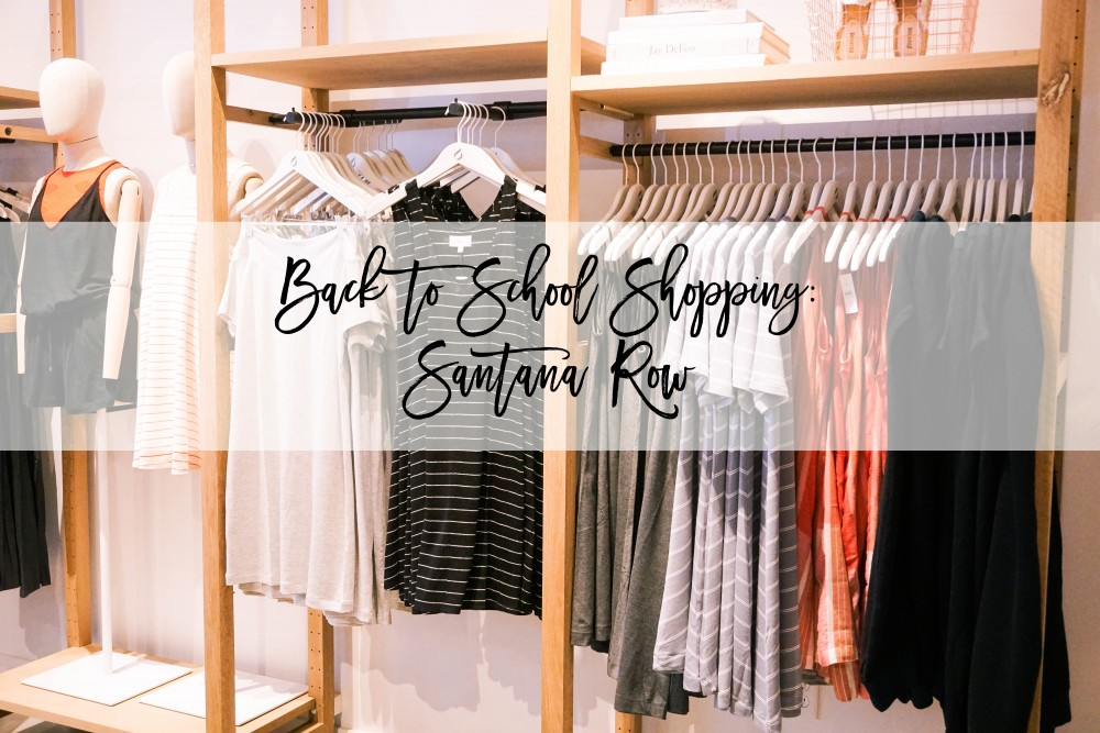 Back to School Shopping for Teachers, Moms, and Kids
