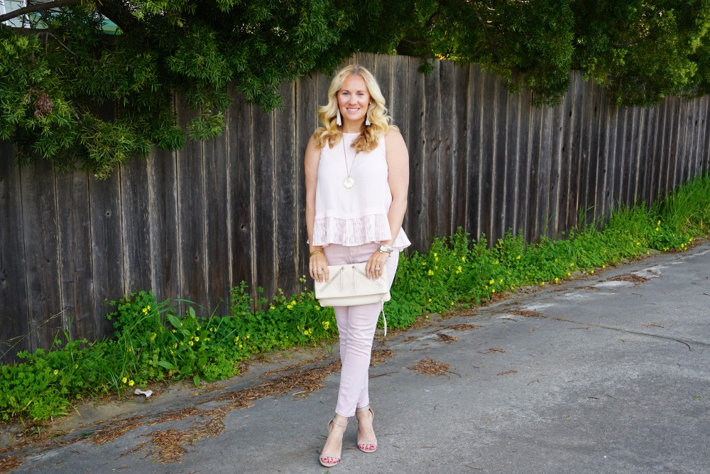 Blush Pink Easter Outfit-Easter Outfit Idea-Target Style-Who What Wear for Target-Outfit Inspiration-Have Need Want 3
