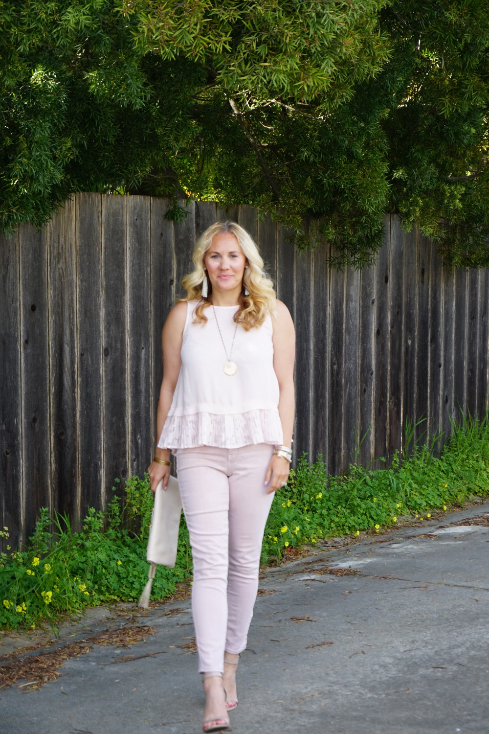 Blush Pink Easter Outfit-Easter Outfit Idea-Target Style-Who What Wear for Target-Outfit Inspiration-Have Need Want 9