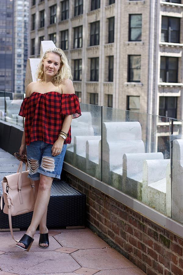Buffalo Check, Line & Dot, Shopbop, Fall Fashion, Fall Style