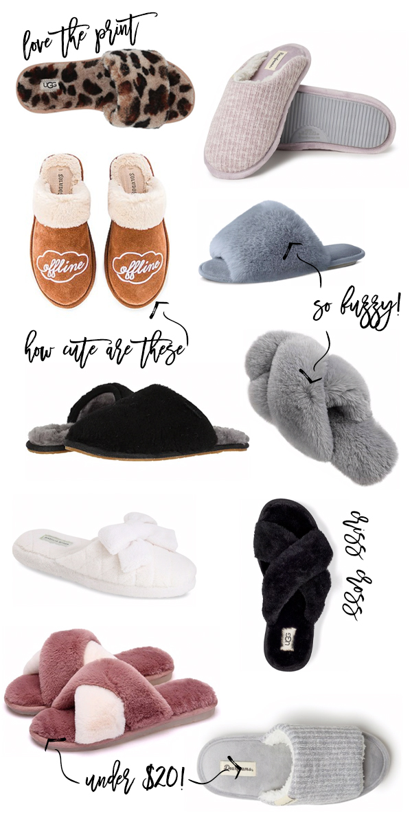 Cozy slippers for lounging around the house. #fuzzyslippers #cozyslippers #houseslippers #crisscrossslipper