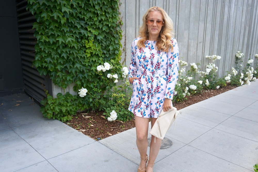 Draper James Romper-Outfit Inspiration-Spring Style-Spring Florals-Mom Style-Style Blogger-Have Need Want 12