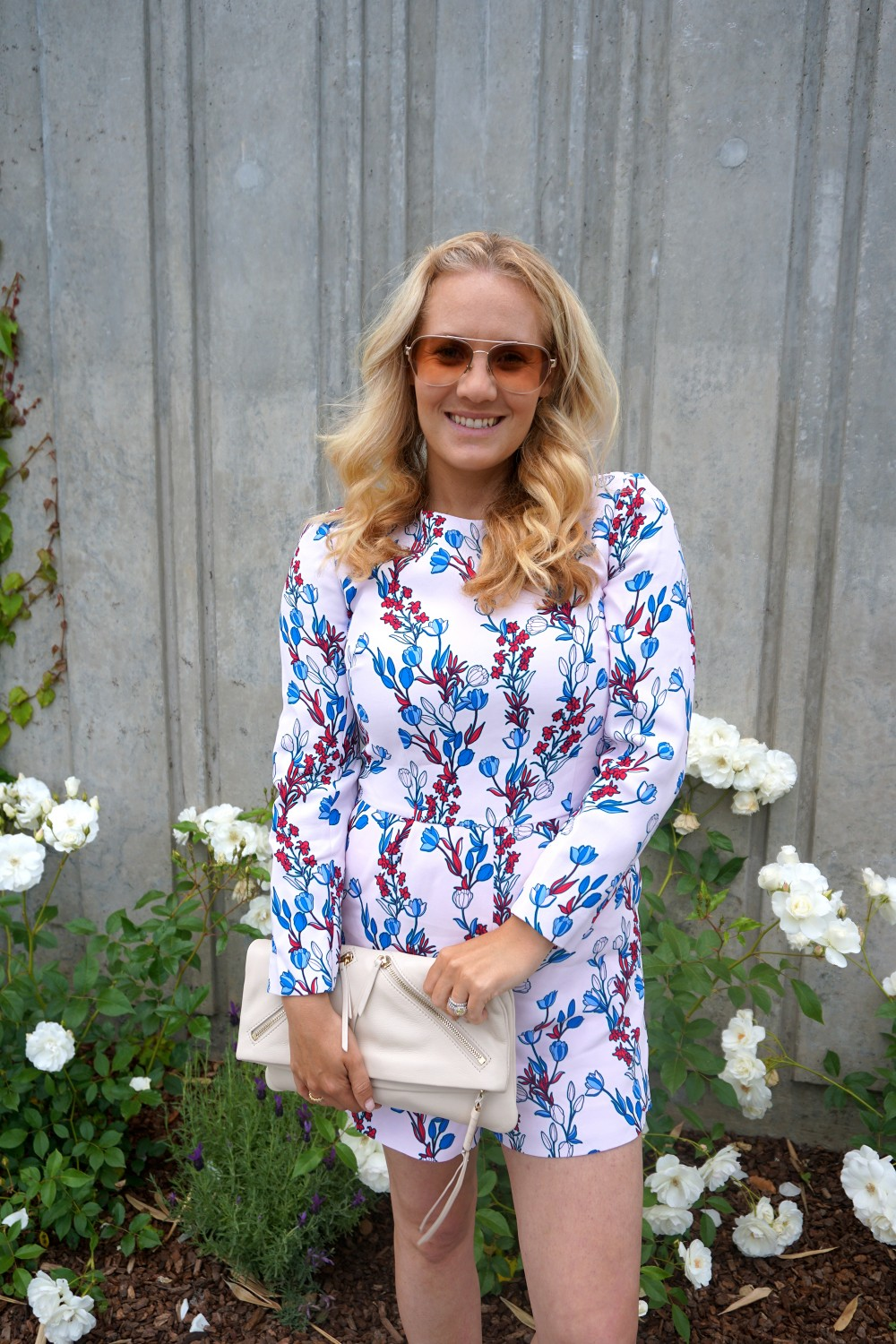 Draper James Romper-Outfit Inspiration-Spring Style-Spring Florals-Mom Style-Style Blogger-Have Need Want 2